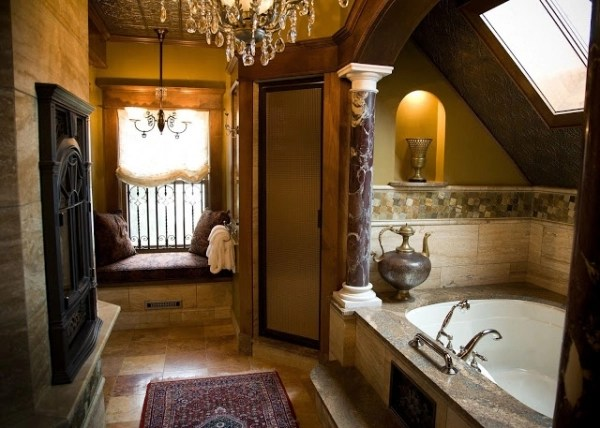 Inspiration: Amazing Bathrooms