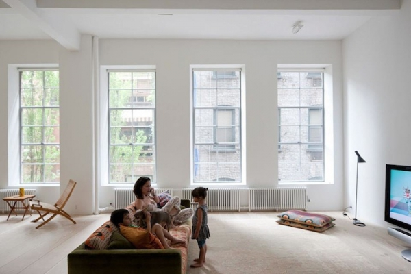 James Jebbias minimalist loft  Adorable Home