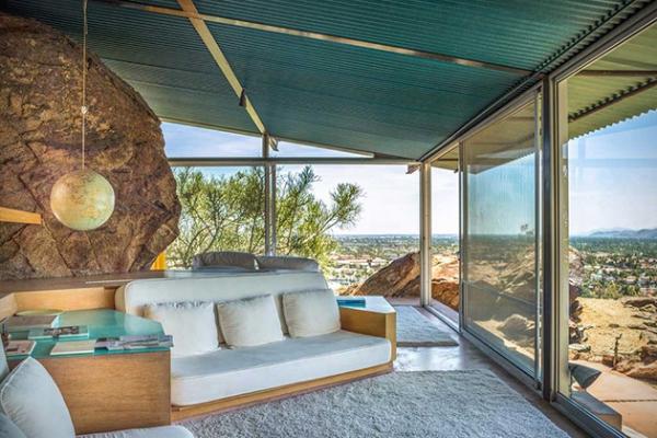 Modern Desert Home In California Adorable Home