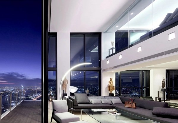 PANO Amazing Penthouse in Bangkok Thailand  Adorable Home