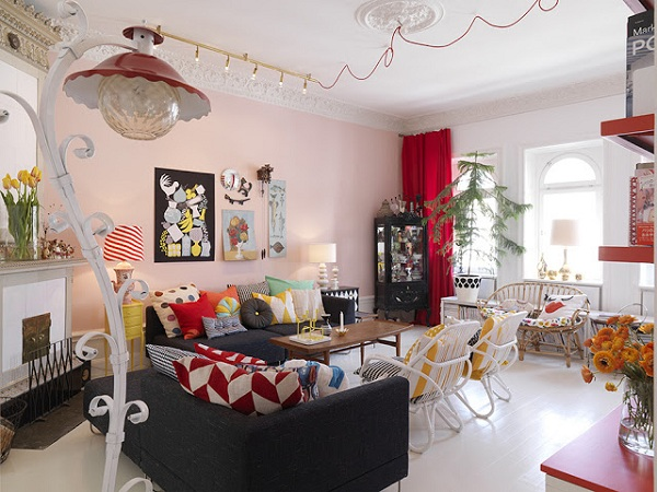 Quirky style apartment