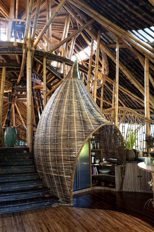 The Amazing Bamboo House BB in Bali  Adorable Home