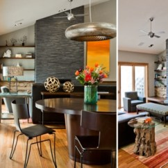 Art For The Kitchen Stools Stunning Renovation Of A 1980's House