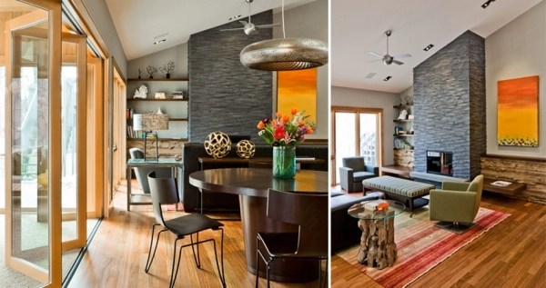 Stunning Renovation Of A 1980 S House Adorable Home