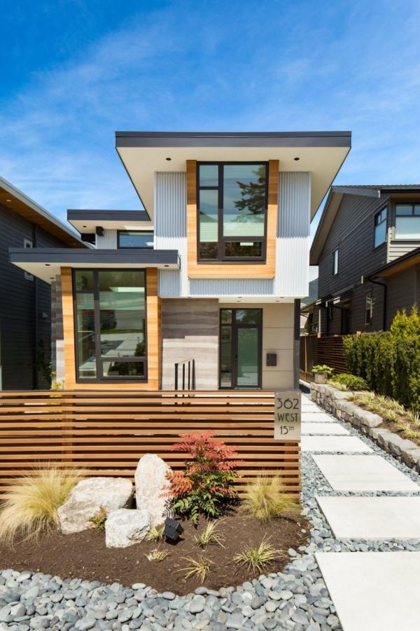 Stylish and modern house design - Adorable Home