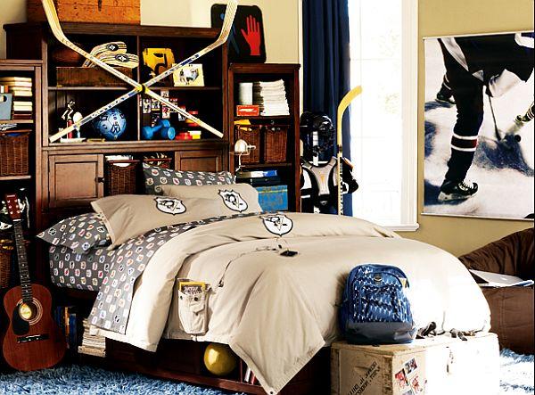 Teenage Boys Room Design Adorable Home