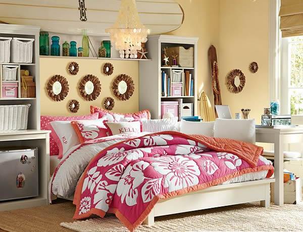 Teenage girls room designs  Adorable Home