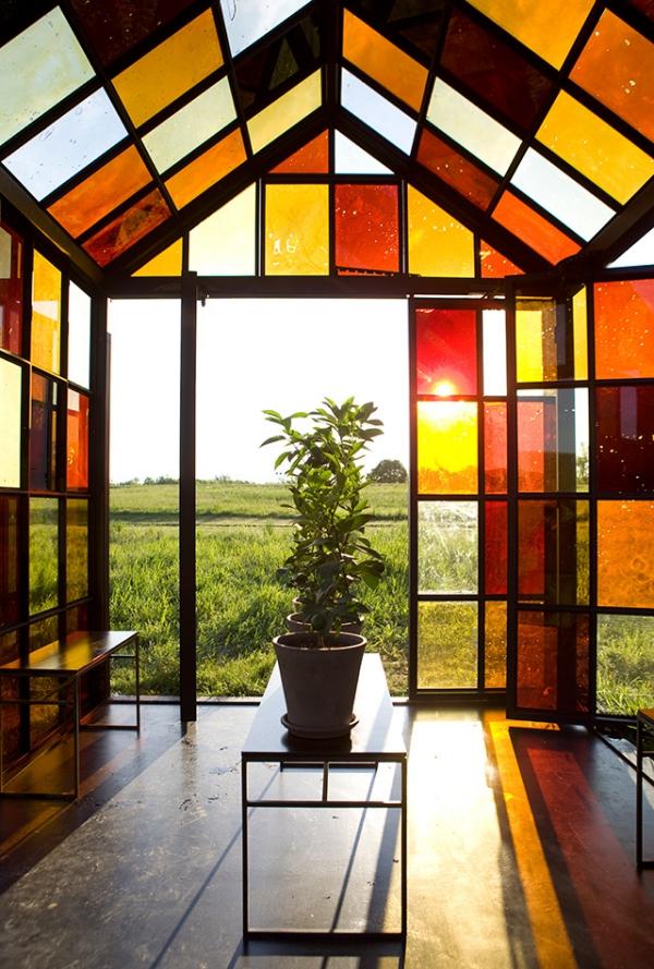 Unique Greenhouse Crafted in Sugar and Solitude  Adorable