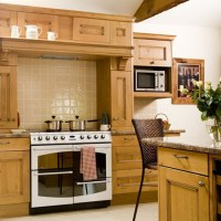 traditional wooden kitchens
