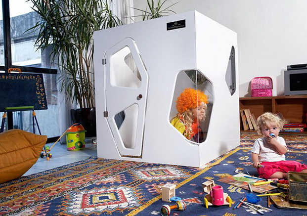 Children S Indoor Playhouse Adorable Home
