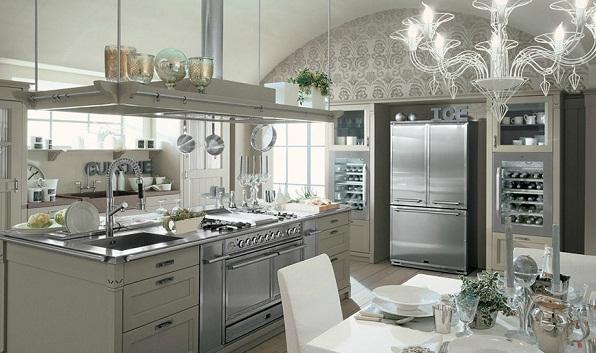 Amazing kitchen design by Minacciolo  Adorable Home