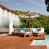 Patio misting system  Adorable Home