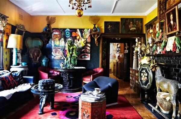 Ideas Bold Interior Design Adorable Home