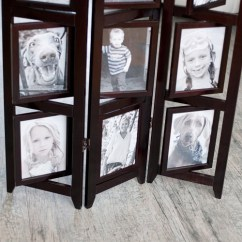 2 Piece Living Room Furniture Plant In For Decoration This Photo Frame Divider By Hayneedle Will Look ...
