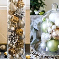 Decorative Glass Jars For Kitchen Price Of Cabinets Decorating With Christmas – Adorable Home