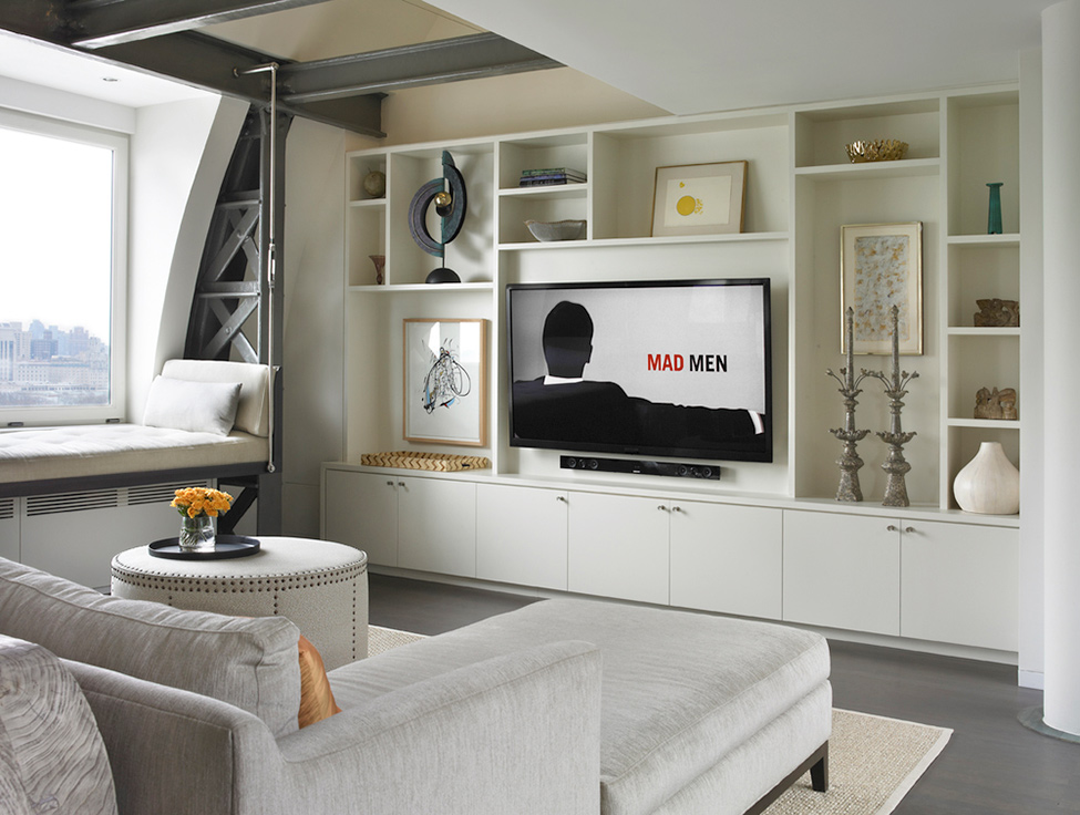 50 shades of gray a modern penthouse design that takes