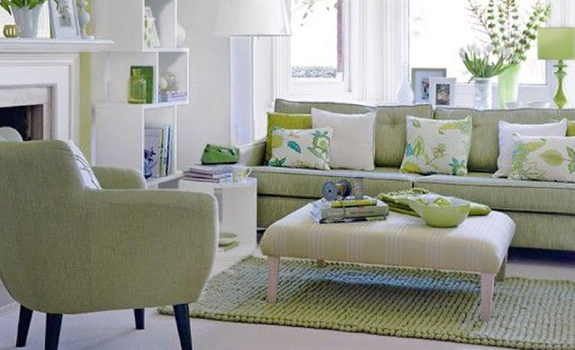 Lovely Spring Living Room Decorating Ideas Adorable Home