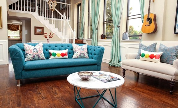 Fresh Living Room Decorating Ideas