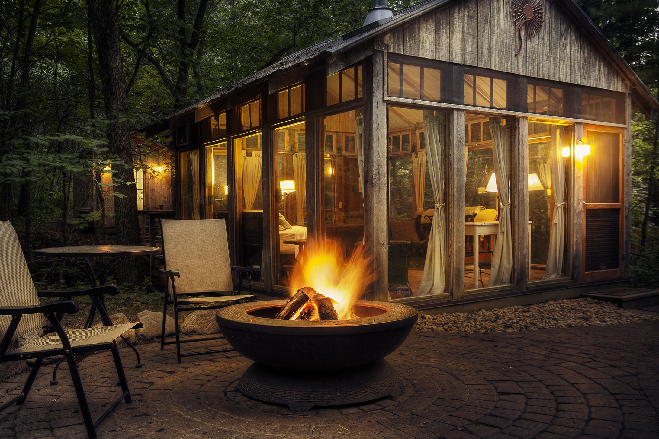 Dream House in the Woods Amazing Cabins  Adorable Home