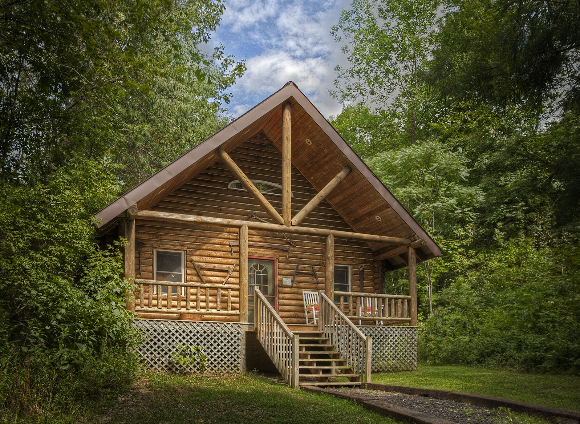 Dream House In The Woods: Amazing Cabins