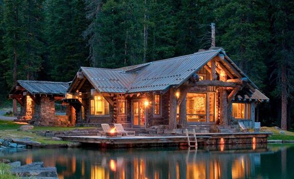 8 Spectacular Mountain Houses  Adorable Home