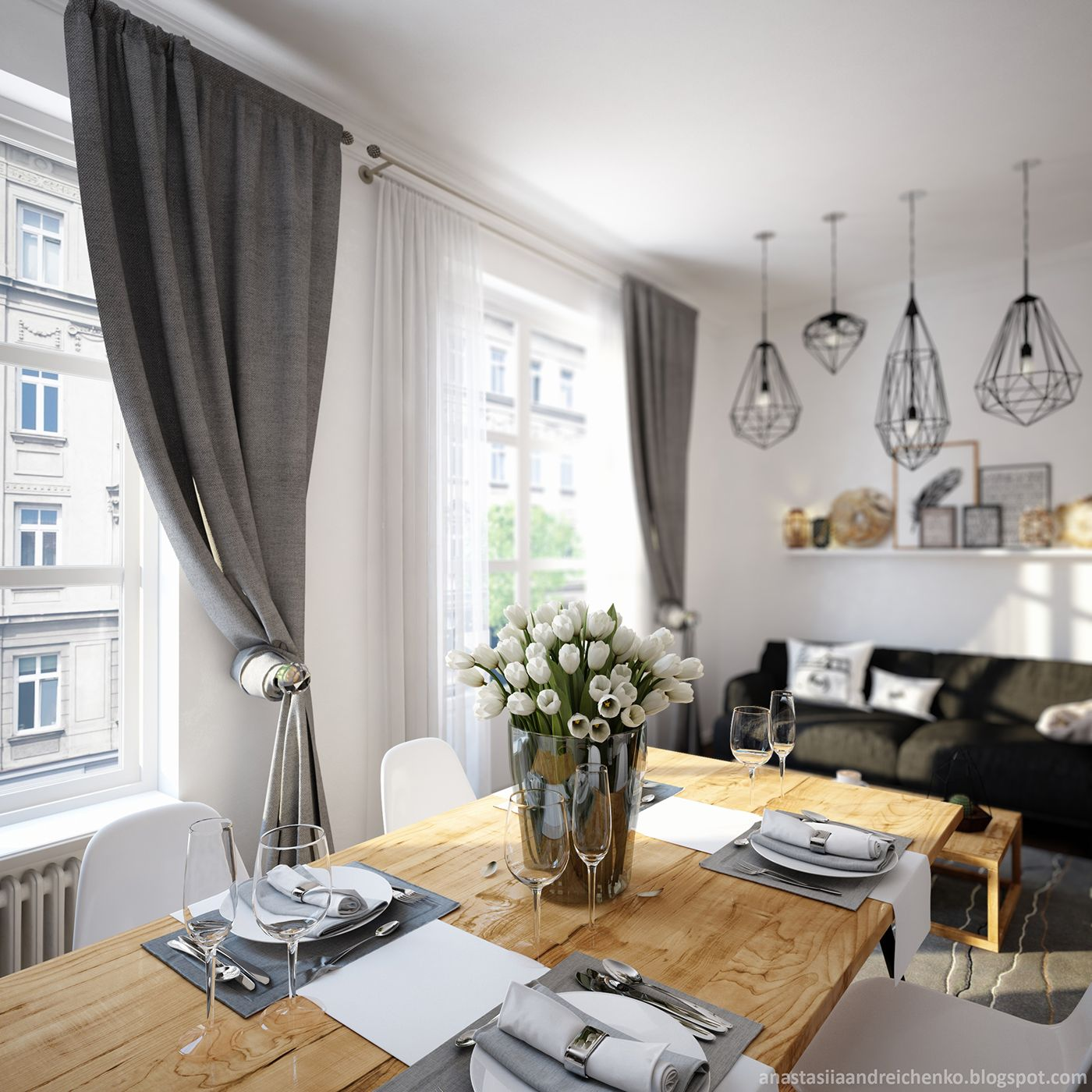 Published In Apartments Scandinavian Author Laleema