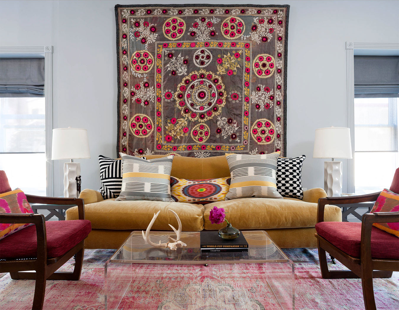 Non Traditional Wall Decor Ideas To Make A Bold Statement