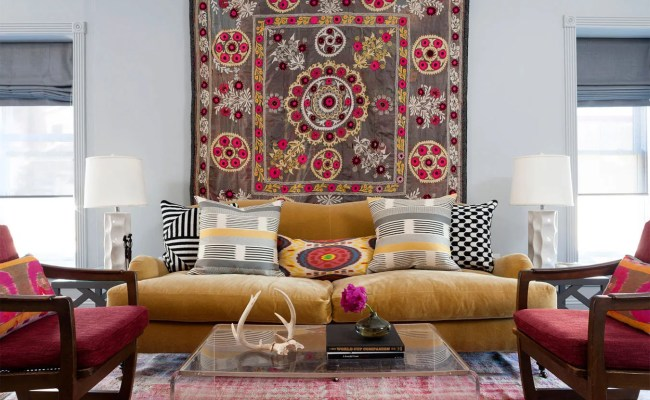 Non Traditional Wall Décor Ideas To Make A Bold Statement