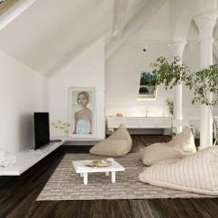 Interior Designer Ideas For Living Rooms Horse Room Decor 39 Attic That Really Are The Best Adorable Home Com Design With Bean Bags