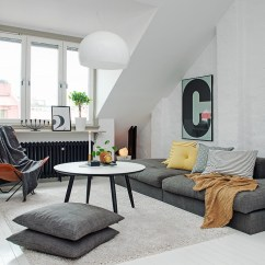 Living Room Idea Images Furiture 39 Attic Rooms That Really Are The Best Adorable Home Com Modern