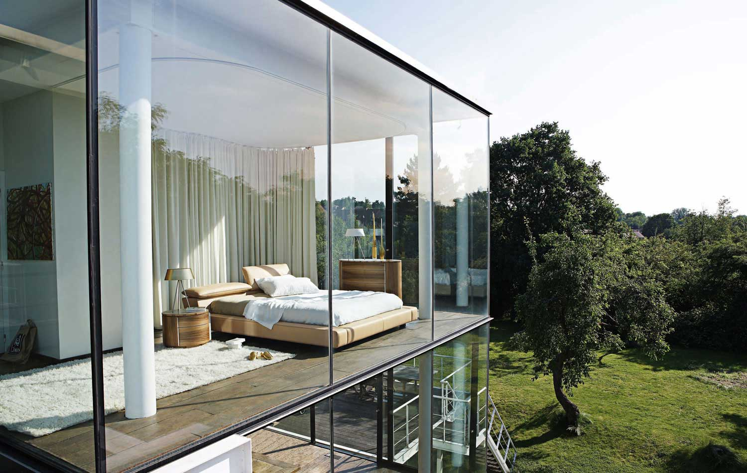 The Greatest Selection of Bedrooms With FloortoCeiling