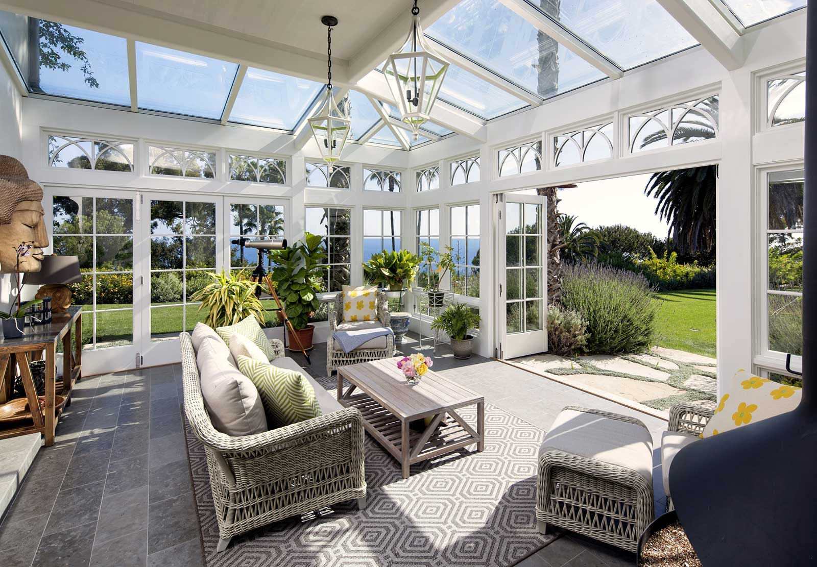 Adorable Sunroom