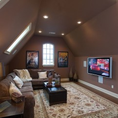 Paint Colors For Living Rooms With Brown Furniture Room Desk 39+ Attic That Really Are The Best - Adorable ...