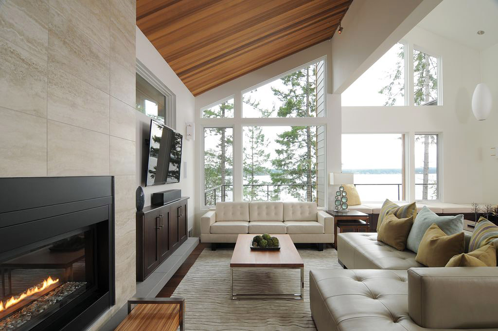 interior of living room shop sets 39 attic rooms that really are the best adorable home com in a lake house