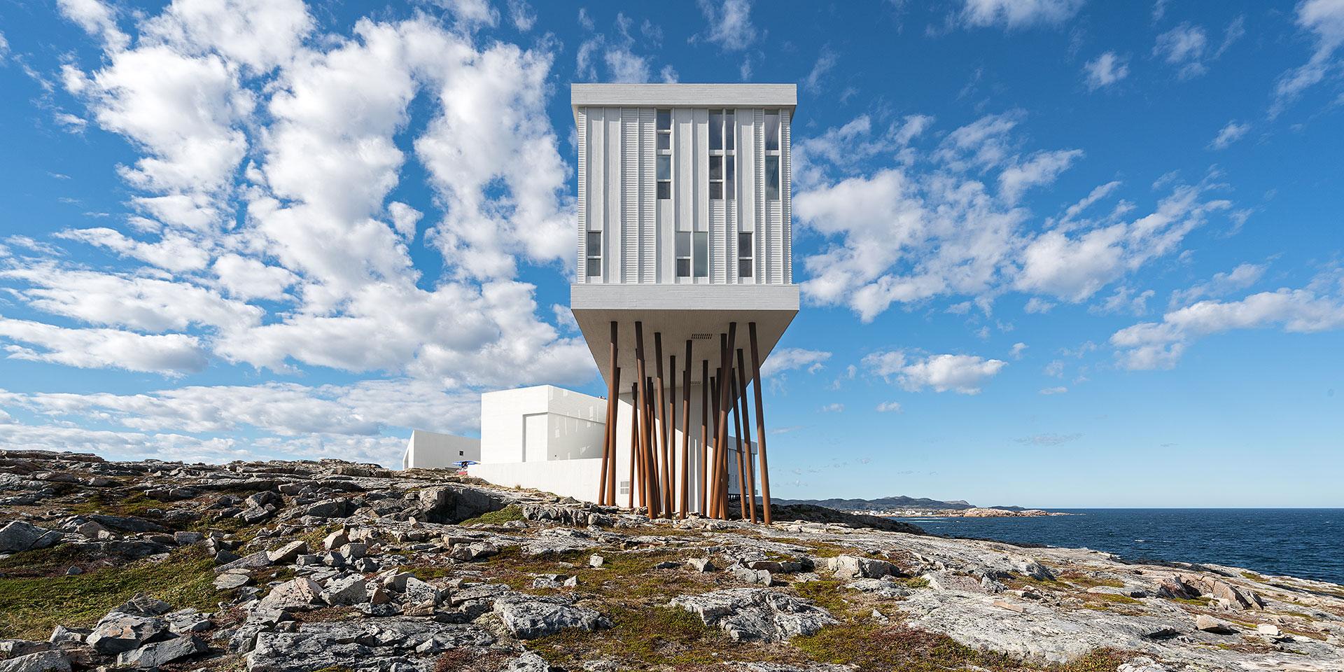 Fogo Island Inn When Modern Innovation  Culture Touch