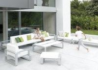 Aluminium patio furniture