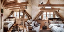 Cozy & Stylish Mountain Chalets Adorable Home