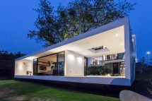 Modern Eco-friendly House In Mexico Adorable Home