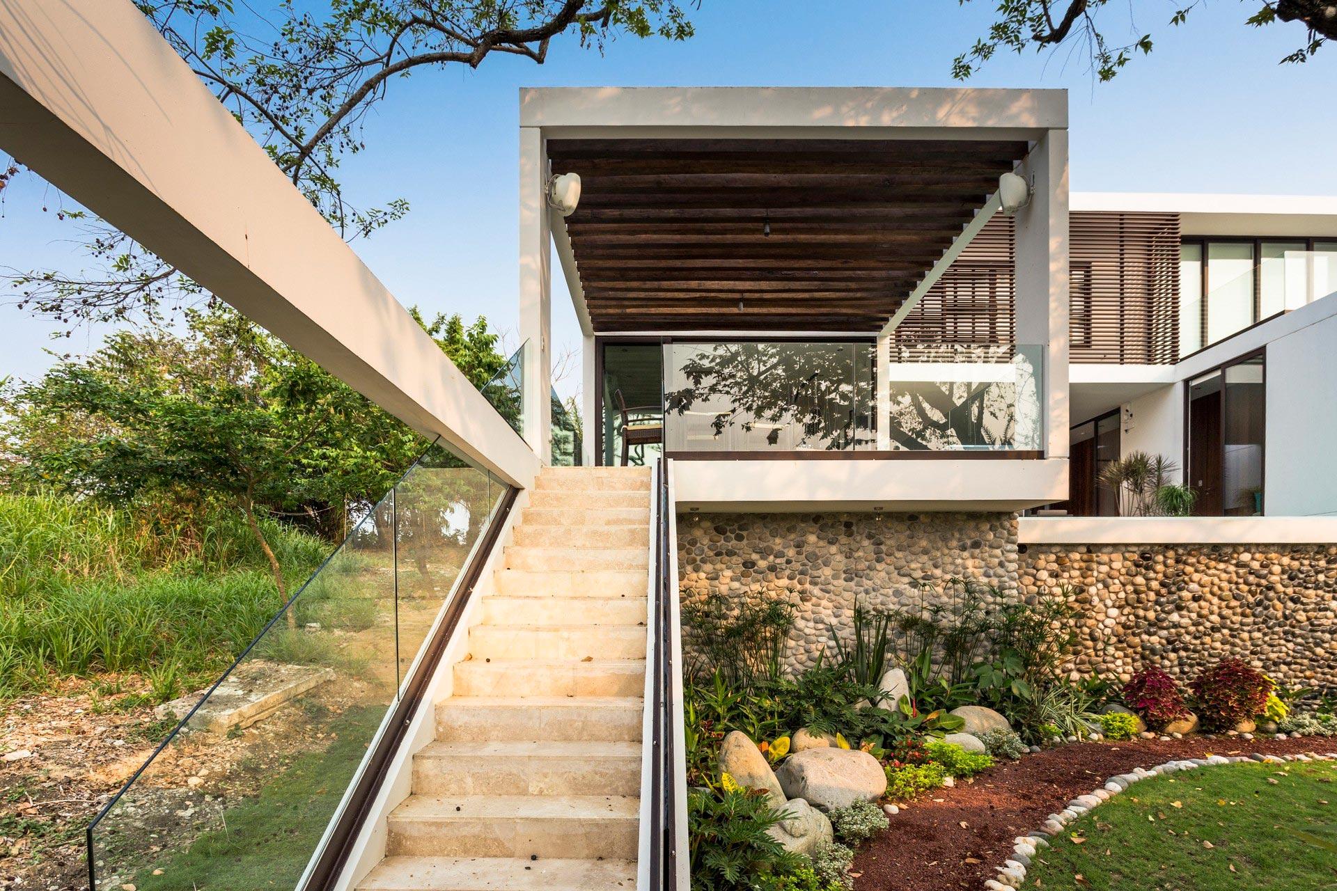 Modern Ecofriendly House In Mexico  Adorable Home