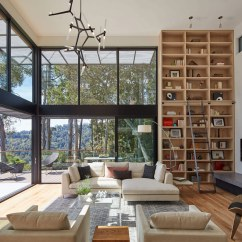 Living Room Contemporary Interiors Ideas Furniture Layouts 17 Most Popular Interior Design Styles 2019 Adorable Home At Hillside House By Zack De Vito