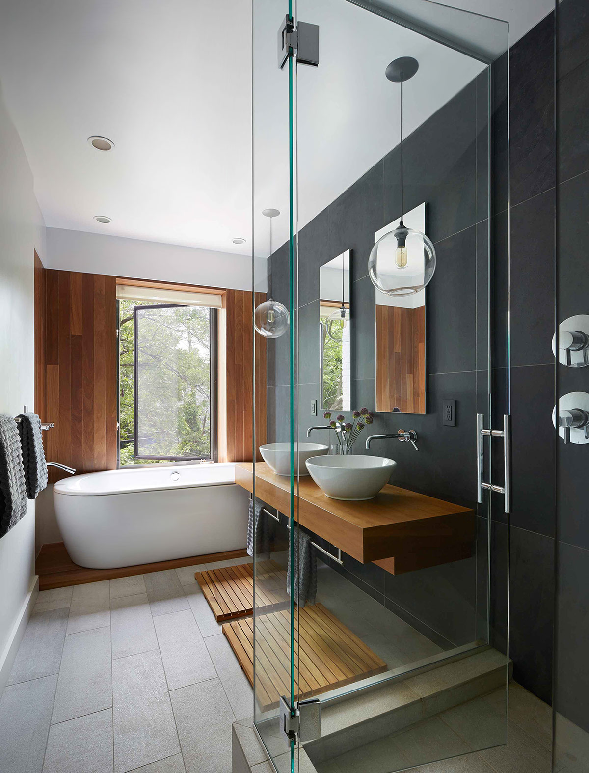 Creating Timeless Bathroom