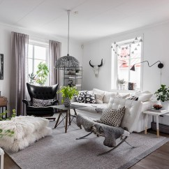 Interior Design Styles Living Room White Accent Chairs Furniture 19 Popular In 2019 Adorable Home Scandinavian Style