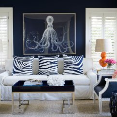 Living Room Color Schemes With Navy Blue Entertainment Ideas Adorable Home And White