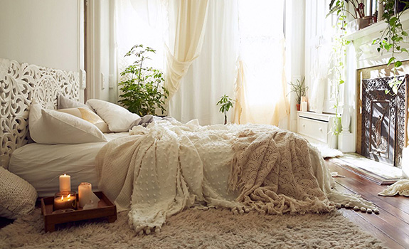 Easy Decorating Ideas For A Romantic Bedroom Adorable Home
