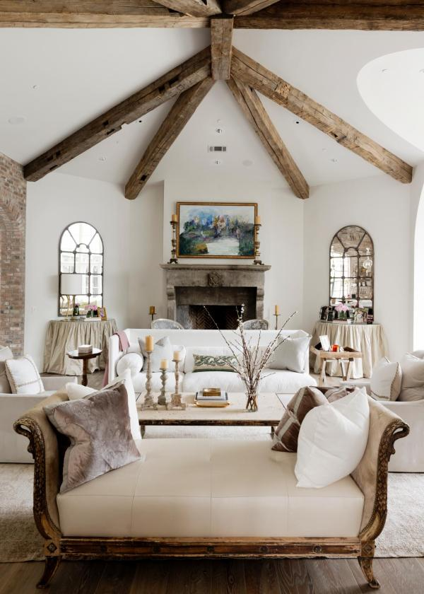 Create Cozy Rustic Feel In Room Adorable Home