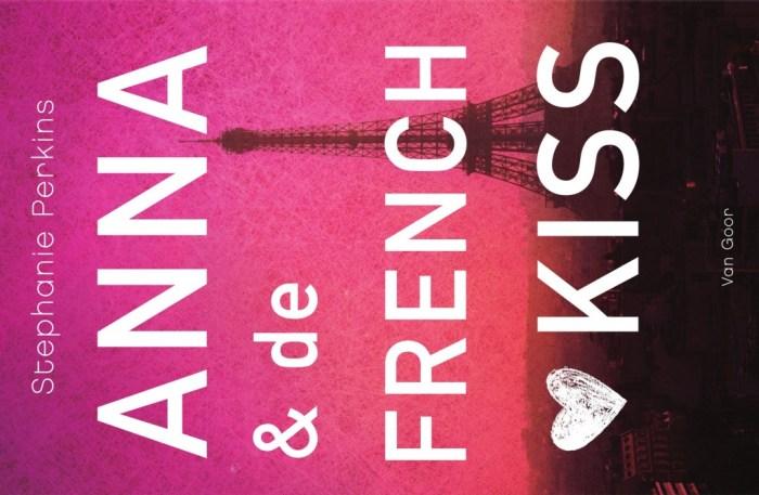 Anna & de French Kiss Stephanie Perkins