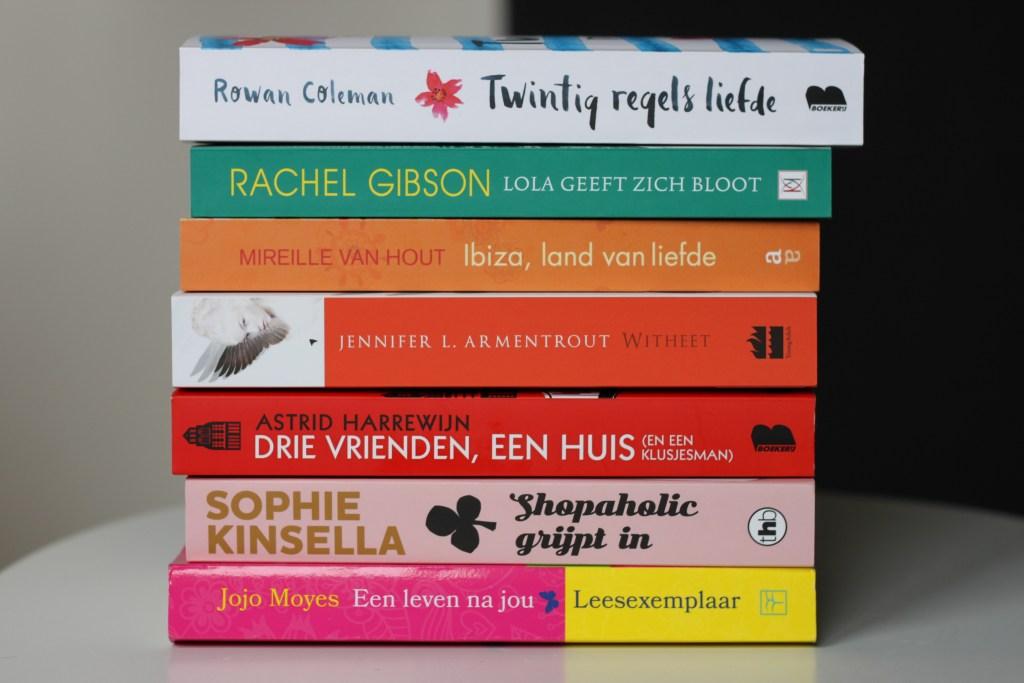 boeken-vakantie