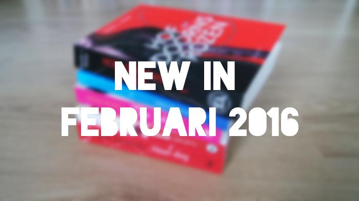 new in februari 2016