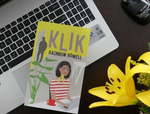 Klik Rainbow Rowell