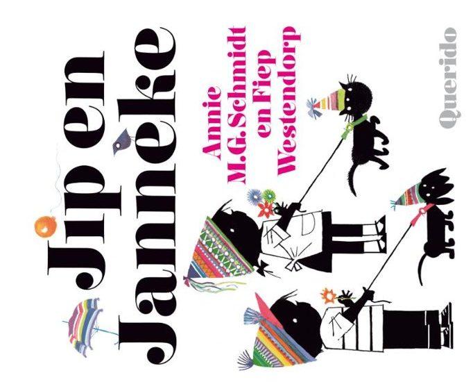 Klassieke jeugdboeken - Jip en Janneke
